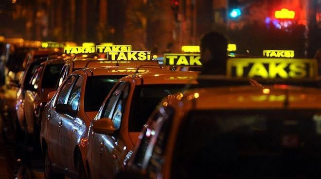 İzmir'de taksilerde yeni dönem!