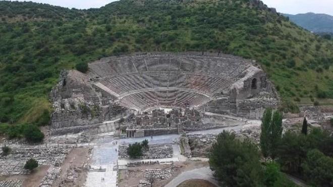 İzmir'de 'tarihi' ihale: Efes denize kavuşuyor!
