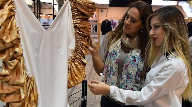 İzmir'de tasarım zamanı: Genç yetenekler vitrinde