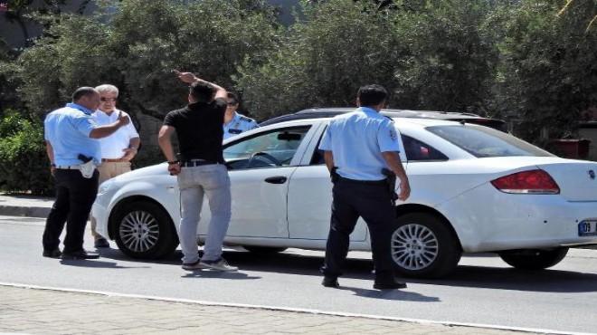 İzmir'de telefon dolandırıcıları suçüstü yakalandı