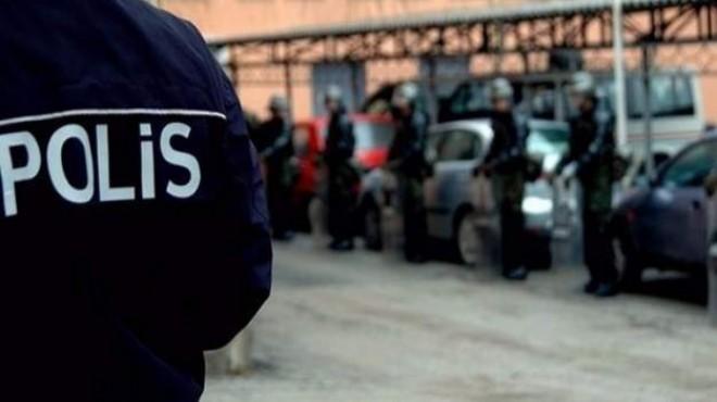 İzmir'de terör operasyonu: Gözaltılar var!