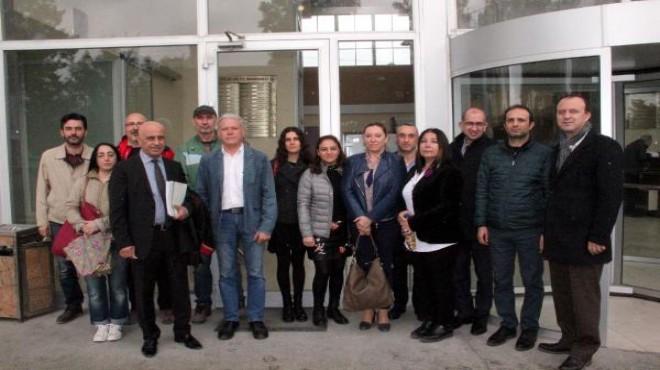 TMMOB İzmir'de 'C. Başkanına hakaret' cezası