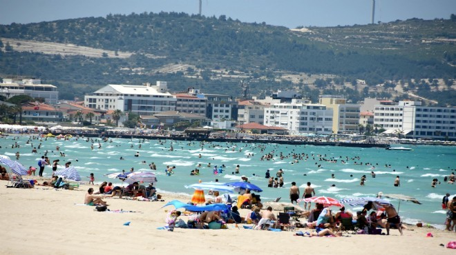 İzmir'de turizme bayram dopingi!