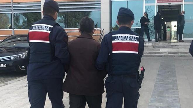 İzmir'de uyuşturucu operasyonunda 1 kişi tutuklandı!