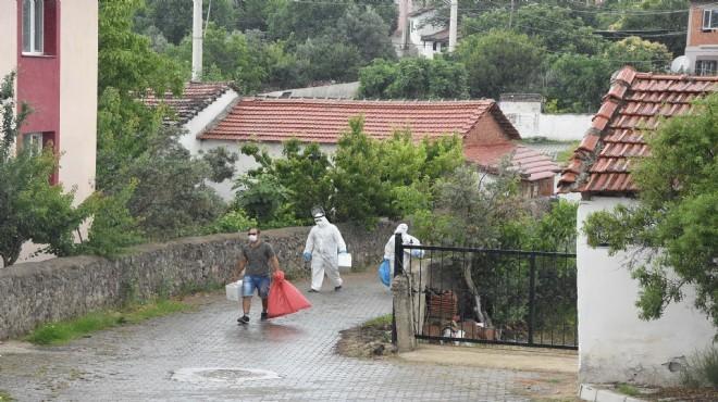 İzmir'de 'virüsün merkez üssü'nde son durum: Ölenlerden biri minibüs şoförü!