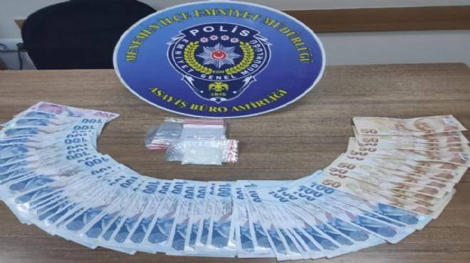 İzmir'de yakalandı: İç çamaşırı içinde uyuşturucu servisi!