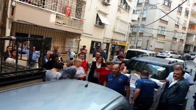 İzmir'de o mahallede isyan! Suriyeliye var bize niye yok?