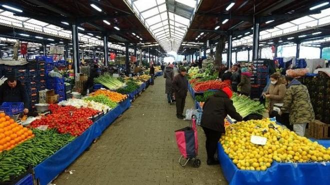 İzmir'de yeni korona kararı: Pazarcılara HES kodu zorunluluğu