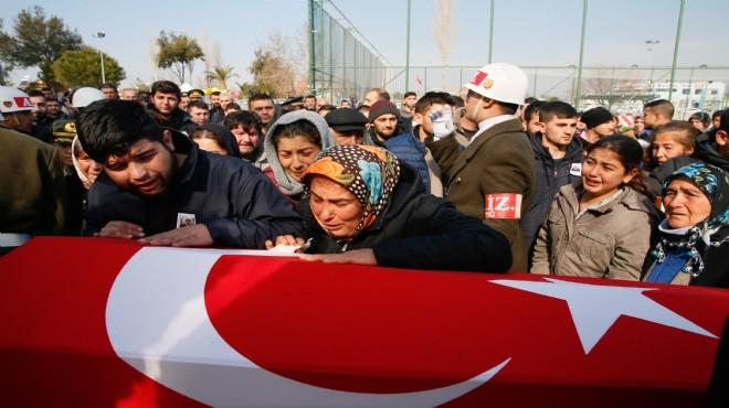 İzmir'de yürek yakan veda: 'Bir kere daha koklasaydım seni…'