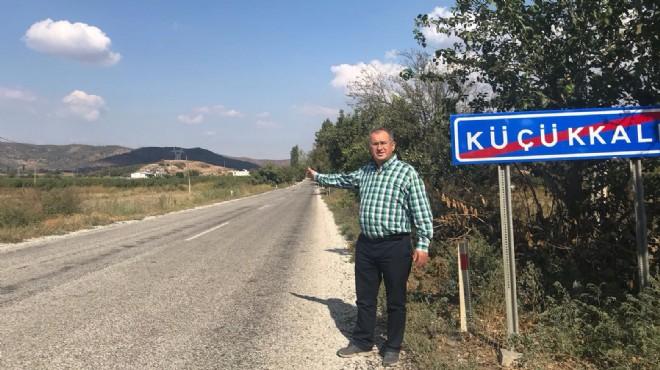 İzmir'deki 'ölüm yolu'nun bitiş tarihi belli oldu!