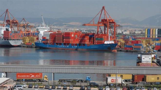 İzmir'den ilk gemi kalktı: 34 milyon dolar cebe girdi...