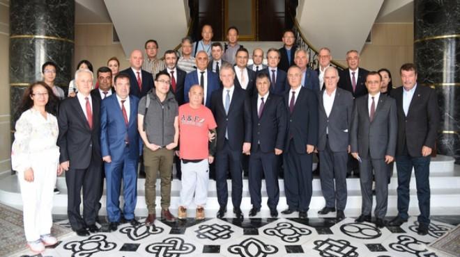 İzmir'den Japonya'ya ihracat atağı