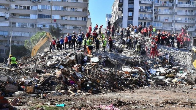 İzmir depreminden bugüne 4 bin 175 artçı kaydedildi!