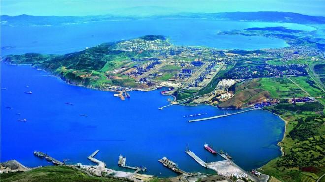 İzmir'e yeni endüstri alanı: 2.8 milyar TL'lik hamle!