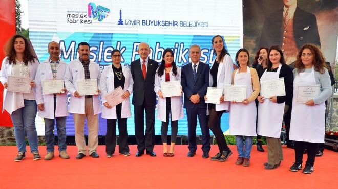 İzmir'in 108 yıllık binası eğitimle aydınlandı: Kılıçdaroğlu'ndan gökdelen göndermesi!