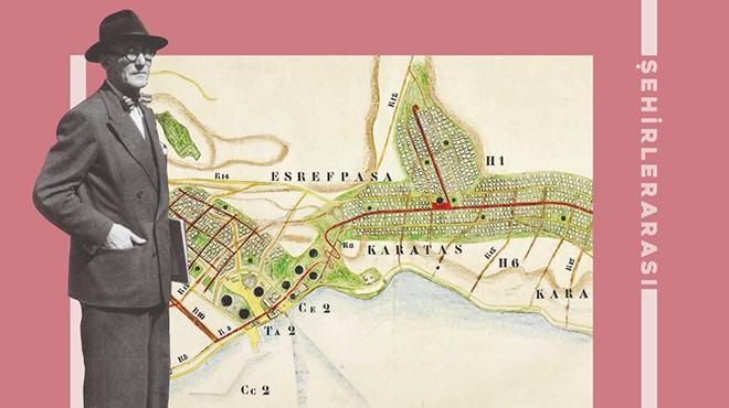 İzmir'in 71 yıllık planları kitap oldu!