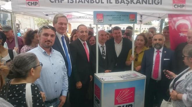 İzmir'in başkanlarından İstanbul'da seçim mesaisi