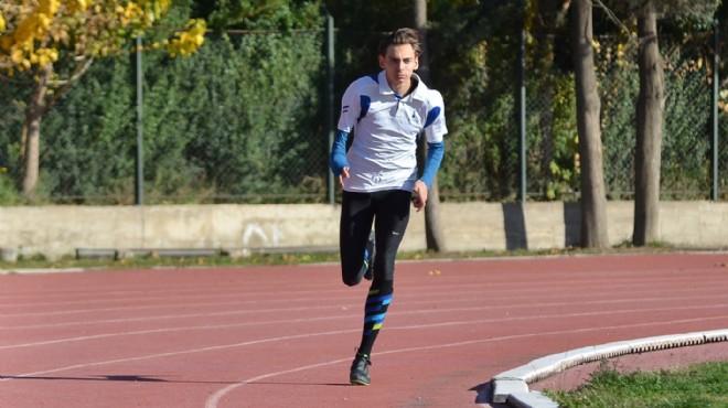 İzmir'in engelsiz şampiyonu Tokyo'ya koşuyor