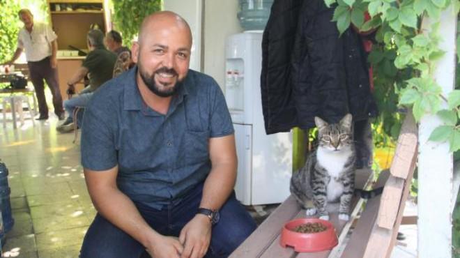 İzmir'in hayvan dostu taksicileri