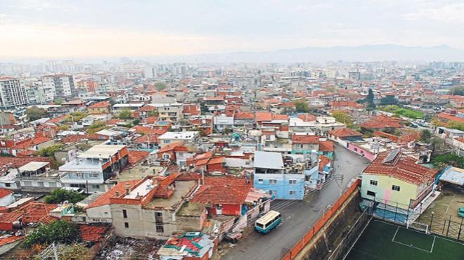 İzmir'in kentsel dönüşümünde ihale zamanı!