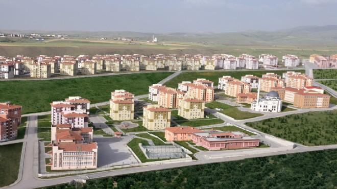 İzmir'in o ilçesine TOKİ müjdesi