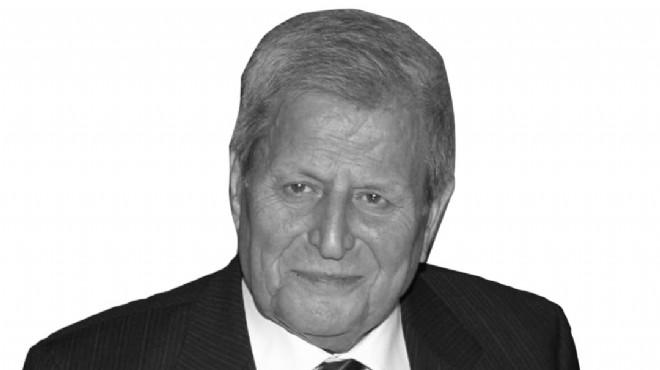 İzmir iş dünyası yasta: Terci vefat etti