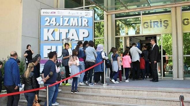İzmir Kitap Fuarı'nda rekor: İşte katılan kişi sayısı!