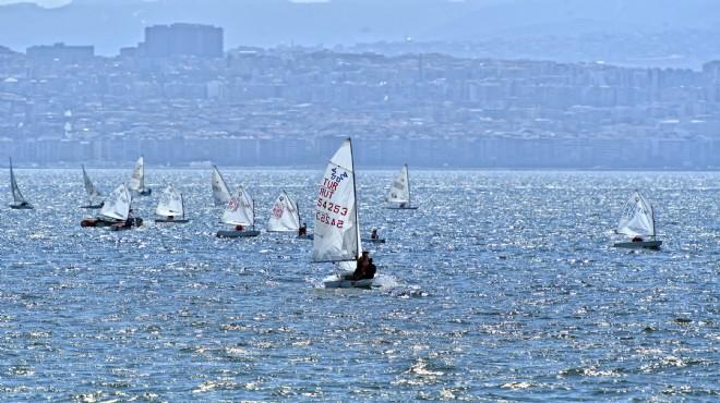 İzmir Körfezi'nde festival heyacanı