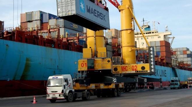 İzmir Limanı'nda feci ölüm: Yasaklı yere girince...