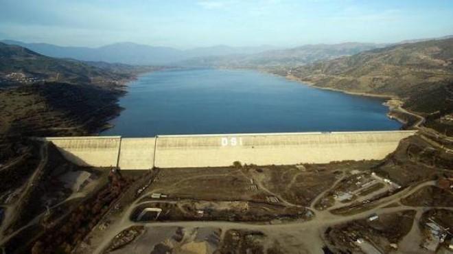 İzmir, Manisa ve Uşak'a 12 baraj daha!