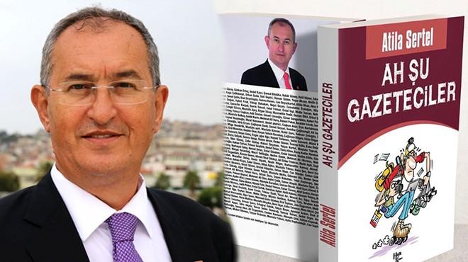 İzmir Milletvekili Sertel gazetecilerin anılarını kaleme aldı