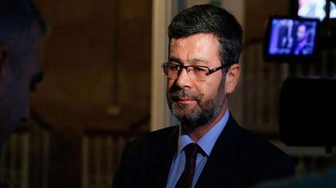 İzmir Müftüsü'ne üst görev: Diyanet İşleri Başkan Yardımcısı oldu