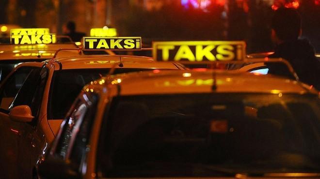 İzmir taksilerinde akıllı teknoloji dönemi