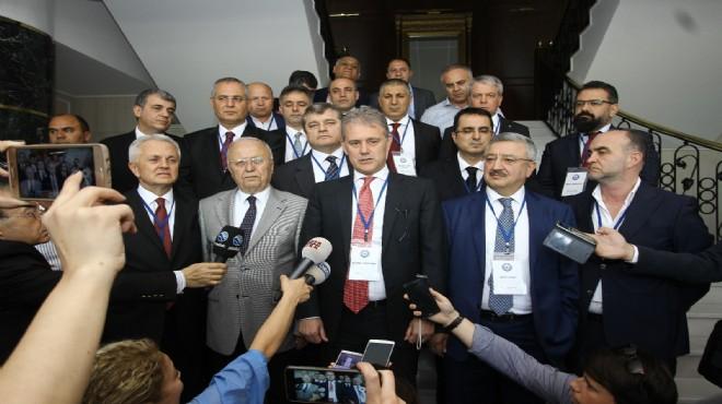 İzmir Ticaret Odası'nda tarihi gün: Başkan Özgener'den ilk açıklama