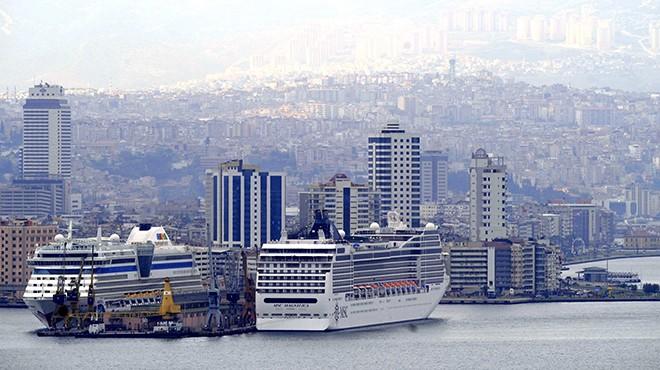 İzmir 'yeşil' gemilere hazırlanmalı!