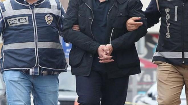 İzmirli eski savcı Yunanistan'a kaçarken yakalandı