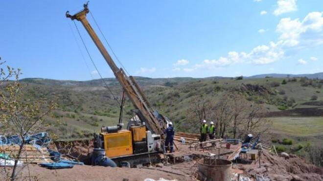 İzmirli firma dev maden rezervi buldu