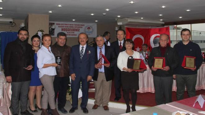 İzmirli otel çalışanları yeni başkanını seçti