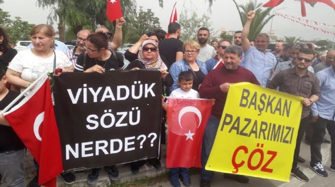 İzmirli pazarcılar sorun için net konuşu: Kılıçdaroğlu çözmezse Reis'e yürüyeceğiz!