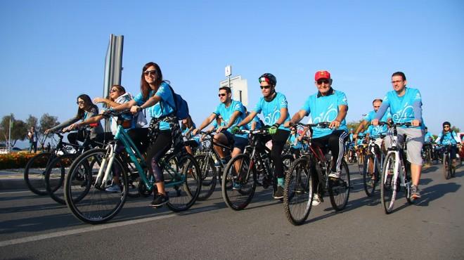 İzmirliler eğitime destek için pedallayacak