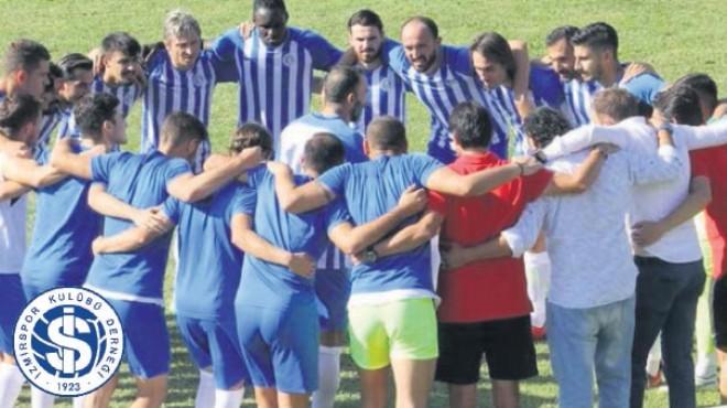 İzmirspor Salihli'yi rahat geçti