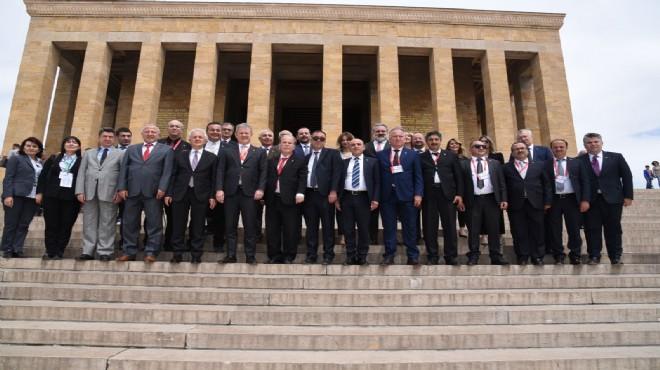 İZTO'dan Ankara çıkarması