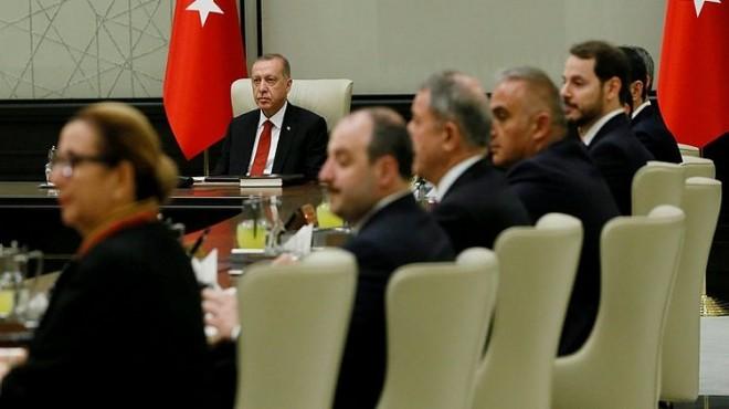Kabine toplantısı başladı: Yeni tedbirler bekleniyor
