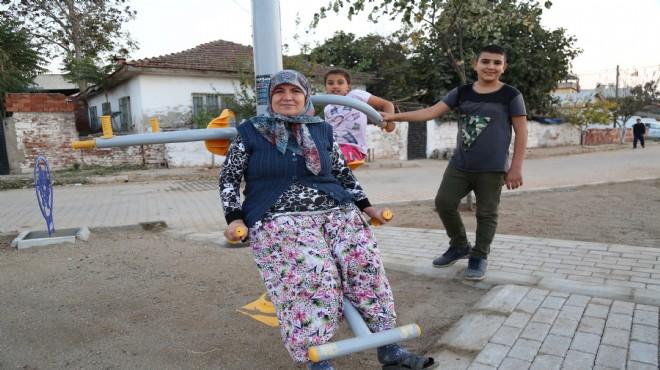 Kadıköy'de çocuklar Aydın Büyükşehir'le mutlu!