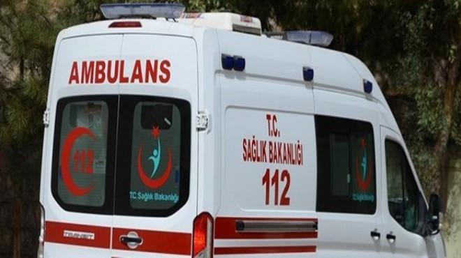 Kamyonetler çarpıştı: 4 ölü, 13 yaralı