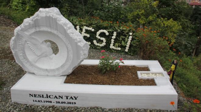 Kanserle mücadelenin simgesi Neslican'ın 1. ölüm yıldönümü