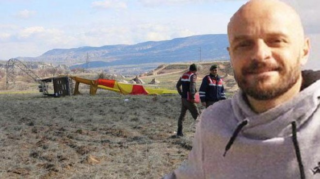 Kapadokya'da balonu o kavga mı düşürdü?