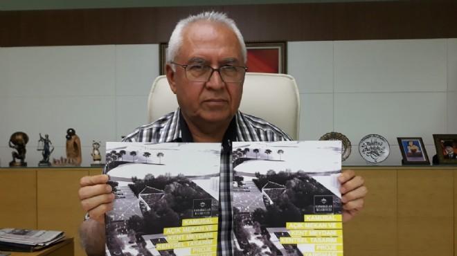 Karabağlar Belediyesi'nden 'meydan projesi' iddialarına yanıt!