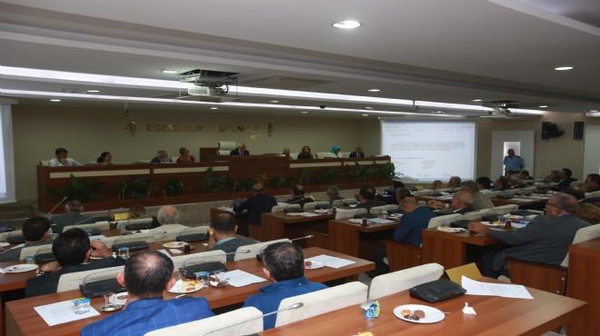 Karabağlar Belediyesi'nin 2019 yılı bütçesi onaylandı