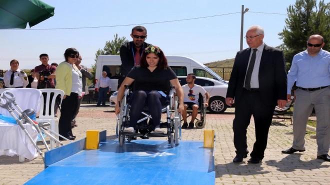 Karabağlar'ın engelli raporu: Çarpıcı rakam!